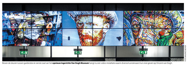 Van Gogh als Fenomeen